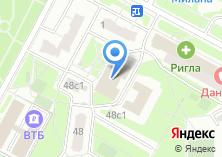 Компания «Солнцево» на карте