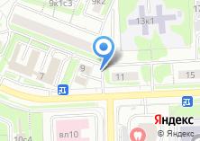 Компания «Колфи» на карте
