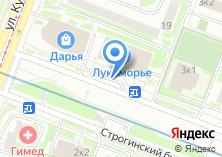 Компания «Столичная пресса» на карте
