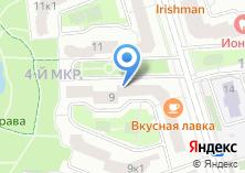 Компания «Риэлт-сити МИР» на карте