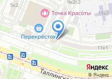 Компания «Салон сотовой связи» на карте