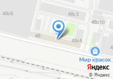 Компания «ГАРДА ДЕКОР» на карте