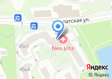 Компания «Сильвер Строй» на карте