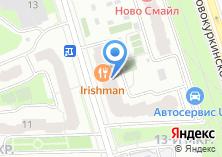 Компания «ТурИнформРу» на карте