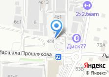 Компания «Керемет» на карте