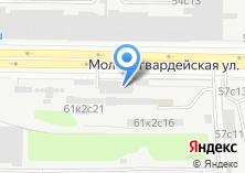 Компания «3 фазы» на карте
