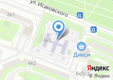 Компания «Детский сад №1482» на карте