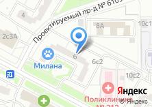 Компания «Сервис Солнцево» на карте