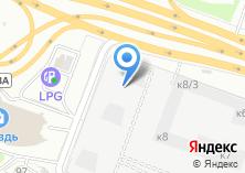 Компания «АвтоСканеры.RU» на карте