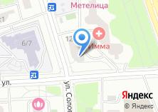 Компания «Электропоставка» на карте