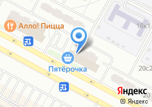 Компания «Парикмахерский дворик» на карте