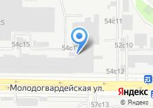Компания «PSRservice» на карте