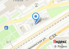 Компания «МЕГА-ГАЗ» на карте