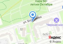 Компания «Дом быта на ул. Богданова» на карте