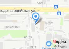 Компания «Autoglass» на карте