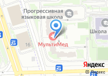 Компания «Чудеево» на карте