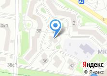 Компания «ЮТЭКС-ТЕЛЕКОМ» на карте