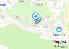 Компания «Москва-Переезд» на карте