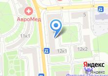 Компания «Dargez» на карте