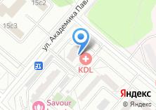 Компания «KDL» на карте