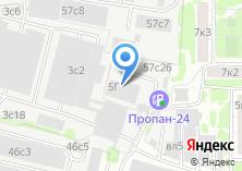 Компания «Компакт-Эксперт» на карте
