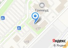 Компания «Министерство энергетики Московской области» на карте