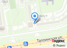 Компания «Илмас» на карте