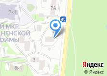 Компания «ФЛЕКС» на карте