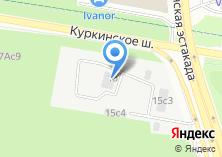Компания «Keremet» на карте