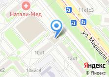 Компания «АС-1» на карте