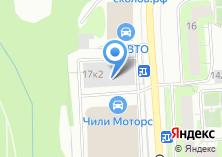 Компания «АвтоЗнак» на карте