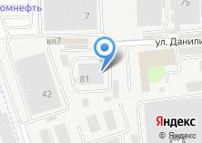 Компания «МОСКОВСКАЯ ОБЪЕДИНЕННАЯ ЭЛЕКТРОСЕТЕВАЯ КОМПАНИЯ» на карте
