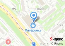 Компания «Дикси-сервис» на карте