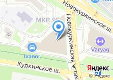 Компания «МРТ» на карте
