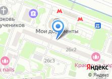 Компания «Маникюрные Феи» на карте