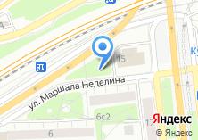 Компания «Роторин» на карте