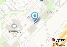 Компания «Новые строительные технологии» на карте