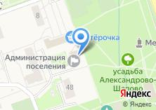 Компания «Администрация поселения Щаповское» на карте