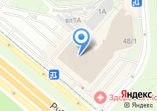 Компания «Московский Ювелирный Салон» на карте