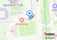 Компания «Solomon» на карте