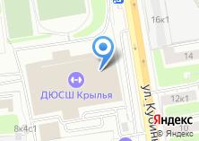 Компания «ПроСпорт» на карте