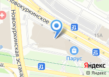Компания «Play Hall» на карте