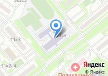 Компания «Кадетская школа №1721» на карте