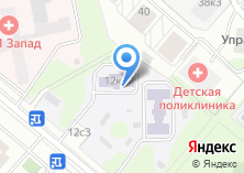Компания «Детский сад №2605» на карте