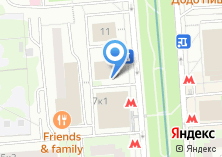 Компания «Мираж-Сервис» на карте