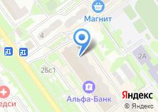 Компания «Белорусский текстиль и трикотаж» на карте