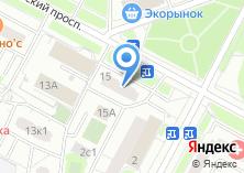 Компания «Магазин хозтоваров на Солнцевском проспекте» на карте