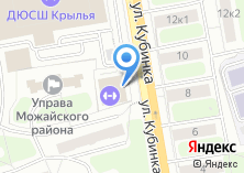 Компания «СИБИРСКИЙ БАРС» на карте