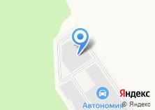 Компания «Гардиан двери» на карте