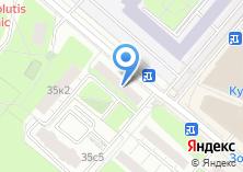 Компания «ОПОП Западного административного округа район Кунцево» на карте